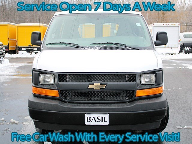 2017 Express 2500, Cargo Van #17C30T - photo 4