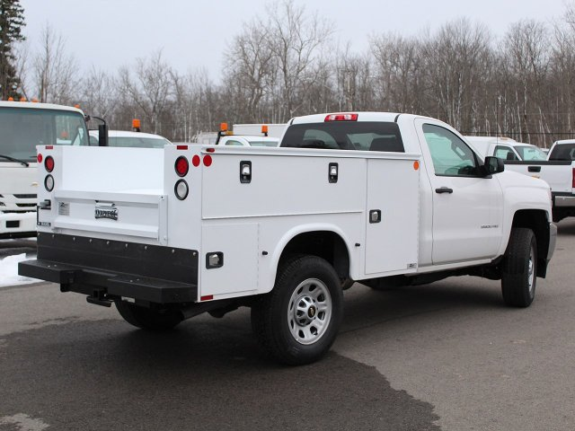 2017 Silverado 2500 Regular Cab 4x4, Knapheide Service Body #17C316T - photo 2