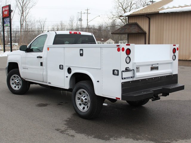 2017 Silverado 2500 Regular Cab 4x4, Knapheide Service Body #17C316T - photo 13