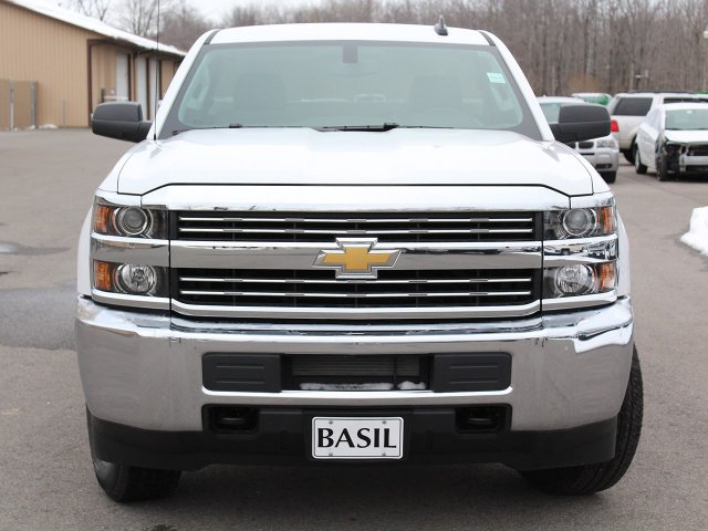2017 Silverado 2500 Regular Cab 4x4, Knapheide Service Body #17C316T - photo 9