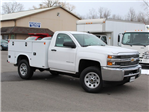 2017 Silverado 2500 Regular Cab 4x4, Knapheide Service Body #17C316T - photo 1