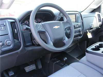 2017 Silverado 3500 Regular Cab DRW 4x4, Knapheide Standard Service Body #17C317T - photo 22
