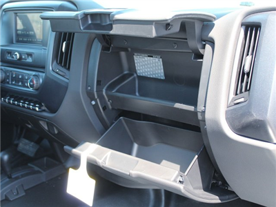 2017 Silverado 3500 Regular Cab DRW 4x4, Knapheide Standard Service Body #17C317T - photo 26