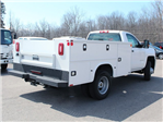2017 Silverado 3500 Regular Cab DRW 4x4, Knapheide Standard Service Body #17C317T - photo 2