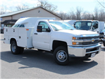 2017 Silverado 3500 Regular Cab DRW 4x4, Knapheide Standard Service Body #17C317T - photo 28