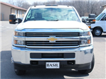 2017 Silverado 3500 Regular Cab DRW 4x4, Knapheide Standard Service Body #17C317T - photo 5