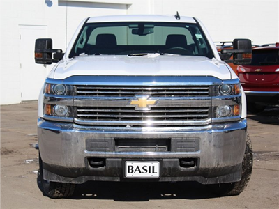 2017 Silverado 3500 Regular Cab 4x4,  Knapheide Standard Service Body #17C318T - photo 11
