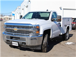 2017 Silverado 3500 Regular Cab 4x4,  Knapheide Standard Service Body #17C318T - photo 10