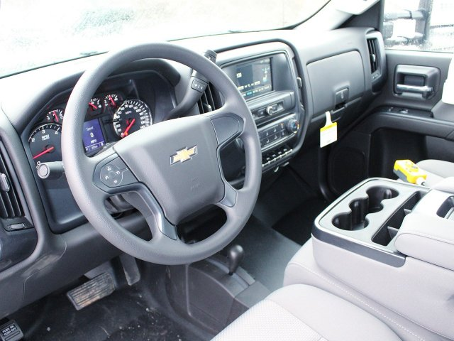 2017 Silverado 3500 Regular Cab DRW 4x4, Rugby Dump Body #17C319T - photo 22
