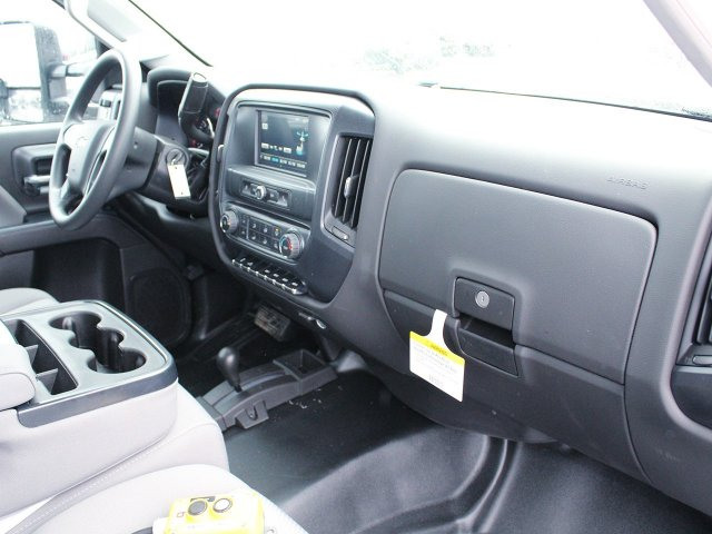 2017 Silverado 3500 Regular Cab DRW 4x4, Rugby Dump Body #17C319T - photo 28