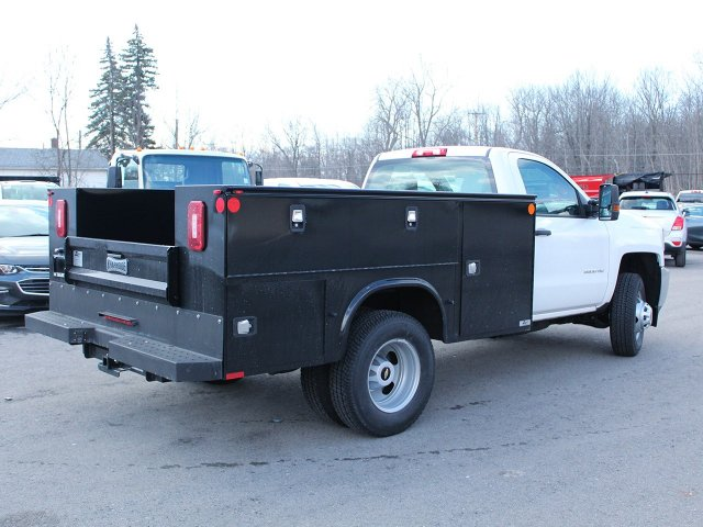 2017 Silverado 3500 Regular Cab DRW 4x4, Knapheide Service Body #17C323T - photo 2