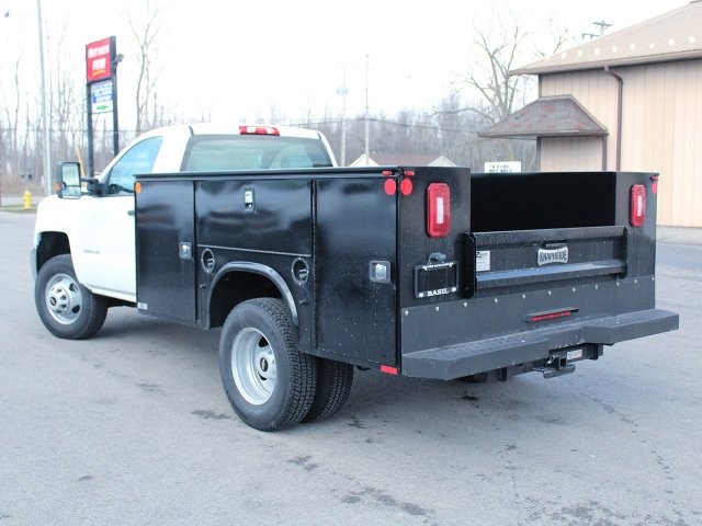 2017 Silverado 3500 Regular Cab DRW 4x4, Knapheide Service Body #17C323T - photo 7