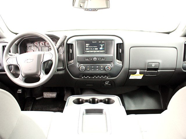 2017 Silverado 3500 Double Cab 4x4, Knapheide Service Body #17C41T - photo 17
