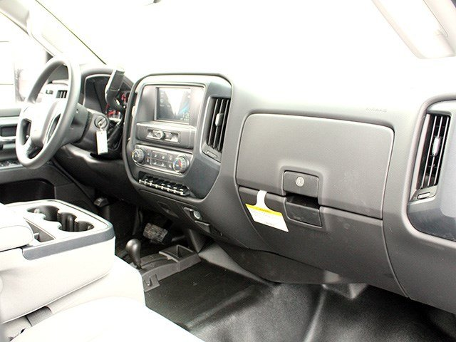 2017 Silverado 3500 Double Cab 4x4, Knapheide Service Body #17C41T - photo 23