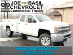 2017 Silverado 3500 Double Cab 4x4, Knapheide Service Body #17C41T - photo 1