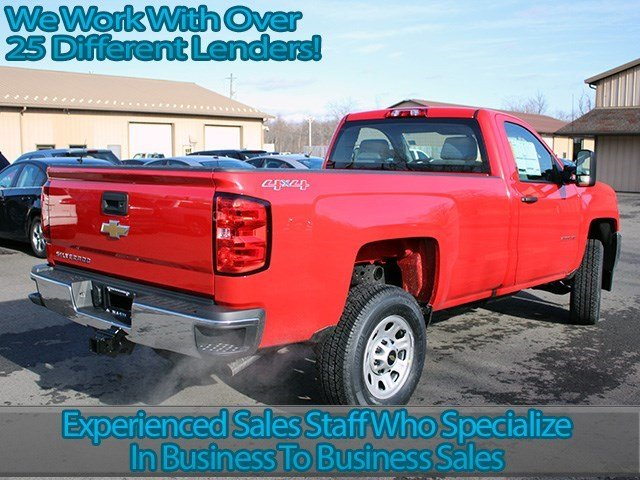 2017 Silverado 2500 Regular Cab 4x4, Pickup #17C43T - photo 2