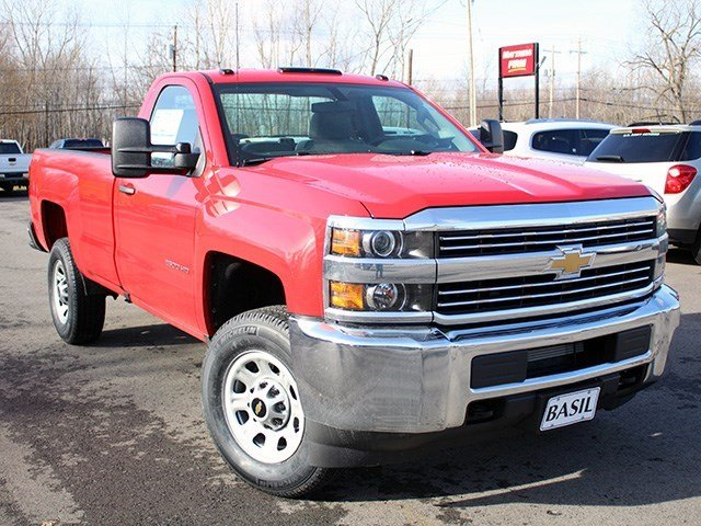 2017 Silverado 2500 Regular Cab 4x4, Pickup #17C43T - photo 8
