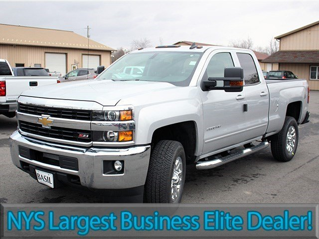 2017 Silverado 2500 Double Cab 4x4, Pickup #17C57T - photo 3