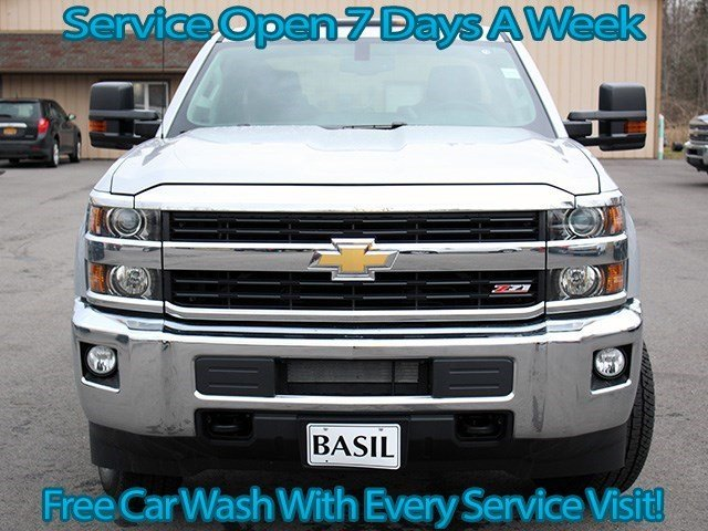 2017 Silverado 2500 Double Cab 4x4, Pickup #17C57T - photo 4