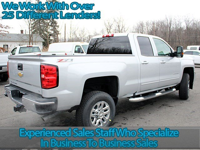 2017 Silverado 2500 Double Cab 4x4, Pickup #17C57T - photo 2