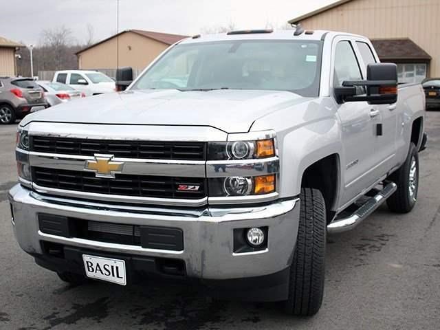 2017 Silverado 2500 Double Cab 4x4, Pickup #17C57T - photo 7