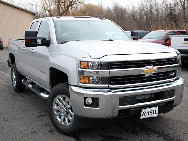 2017 Silverado 2500 Double Cab 4x4, Pickup #17C57T - photo 9