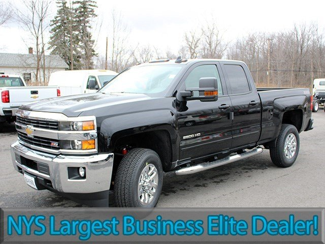 2017 Silverado 2500 Double Cab 4x4, Pickup #17C58T - photo 3