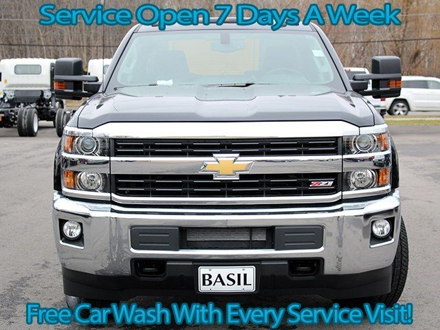 2017 Silverado 2500 Double Cab 4x4, Pickup #17C58T - photo 4
