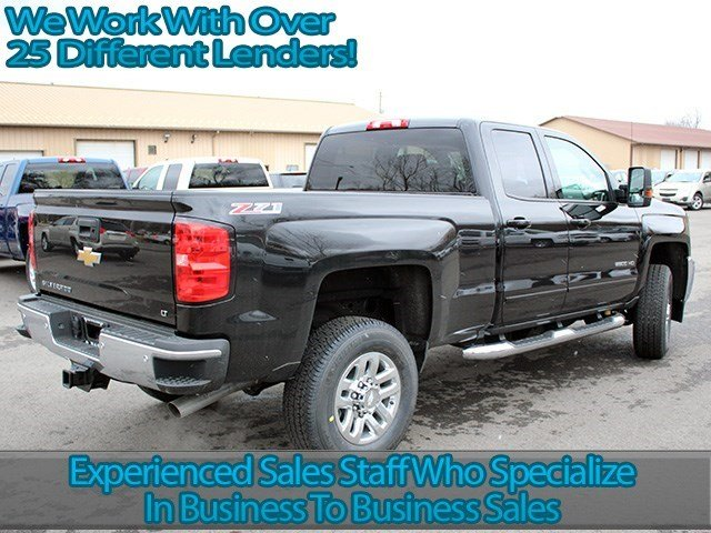2017 Silverado 2500 Double Cab 4x4, Pickup #17C58T - photo 2