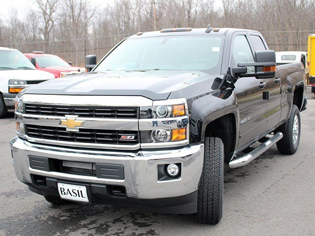 2017 Silverado 2500 Double Cab 4x4, Pickup #17C58T - photo 7