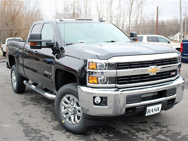 2017 Silverado 2500 Double Cab 4x4, Pickup #17C58T - photo 9