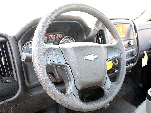 2017 Silverado 3500 Regular Cab DRW 4x4, Reading Service Body #17C62T - photo 13