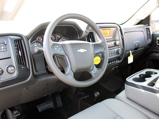 2017 Silverado 3500 Regular Cab DRW 4x4, Reading Service Body #17C62T - photo 16