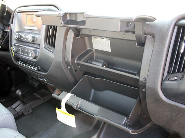 2017 Silverado 3500 Regular Cab DRW 4x4, Reading Classic II Steel Service Body #17C62T - photo 20