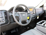 2017 Silverado 3500 Regular Cab DRW 4x4, Reading Classic II Steel Service Body #17C62T - photo 16
