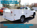 2017 Silverado 3500 Regular Cab 4x4, Reading Service Body #17C62T - photo 1