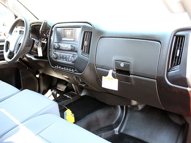 2017 Silverado 3500 Regular Cab DRW 4x4, Reading Stake Bed #17C63T - photo 26