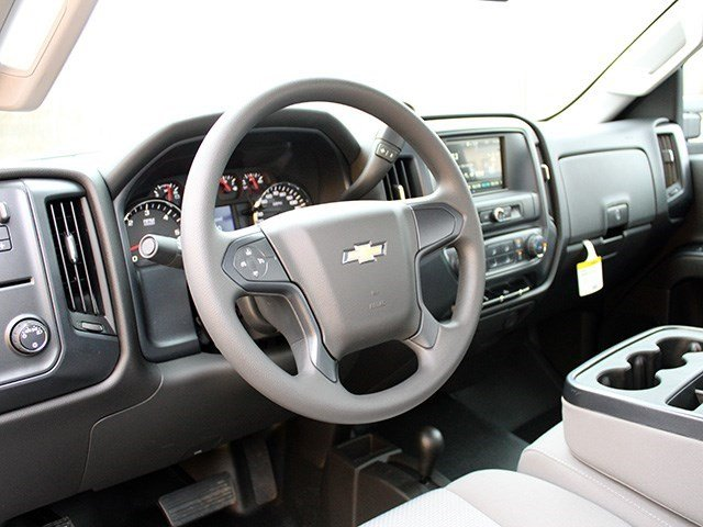 2017 Silverado 2500 Regular Cab 4x4, Pickup #17C64T - photo 16