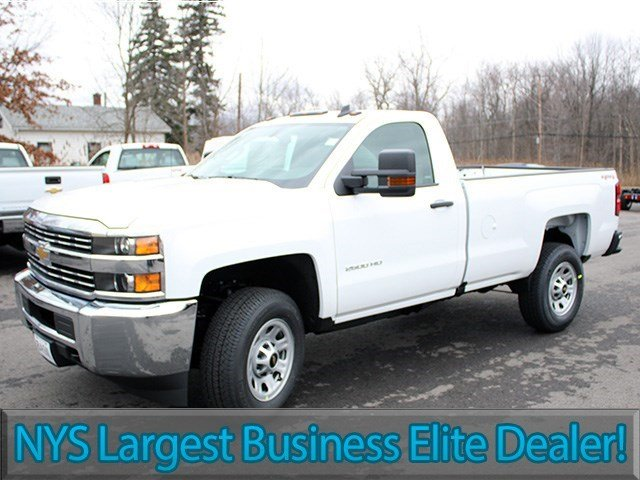 2017 Silverado 2500 Regular Cab 4x4, Pickup #17C64T - photo 3