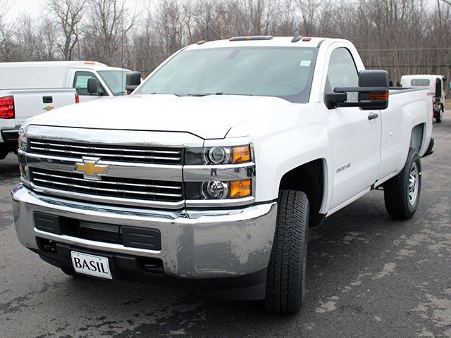 2017 Silverado 2500 Regular Cab 4x4, Pickup #17C64T - photo 7