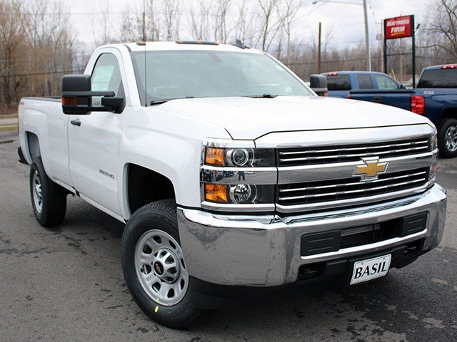 2017 Silverado 2500 Regular Cab 4x4, Pickup #17C64T - photo 9