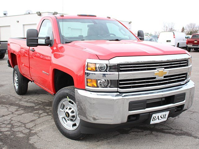2017 Silverado 2500 Regular Cab, Pickup #17C65T - photo 9