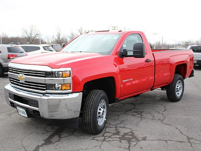 2017 Silverado 2500 Regular Cab, Pickup #17C65T - photo 7