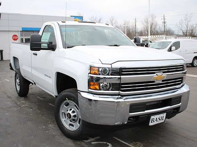 2017 Silverado 2500 Regular Cab, Pickup #17C67T - photo 8