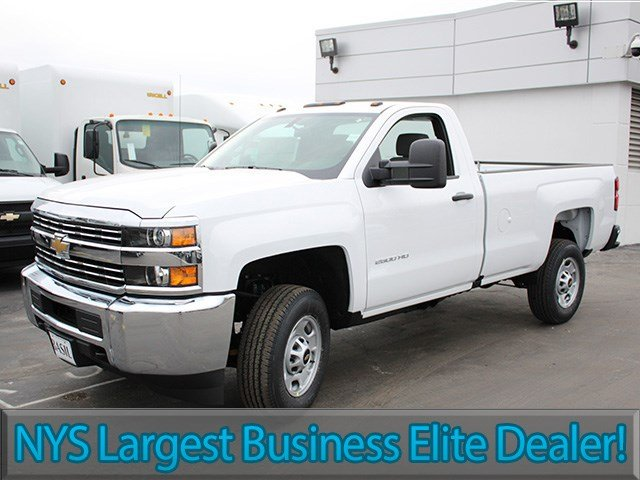 2017 Silverado 2500 Regular Cab, Pickup #17C67T - photo 3