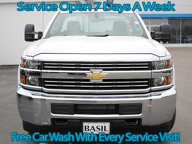 2017 Silverado 2500 Regular Cab, Pickup #17C67T - photo 4