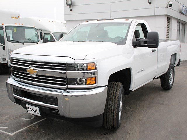 2017 Silverado 2500 Regular Cab, Pickup #17C67T - photo 7