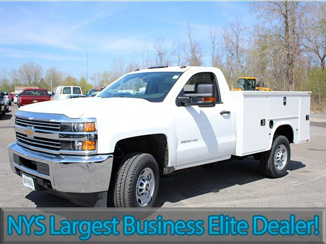 2017 Silverado 2500 Regular Cab 4x4, Knapheide Service Body #17C72T - photo 3