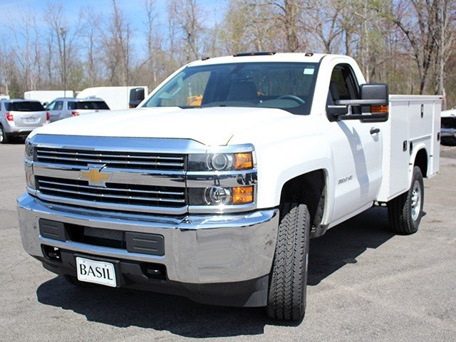 2017 Silverado 2500 Regular Cab 4x4, Knapheide Service Body #17C72T - photo 8