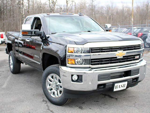 2017 Silverado 2500 Double Cab 4x4, Pickup #17C74T - photo 8